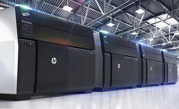 HP Metal Jet Printer
