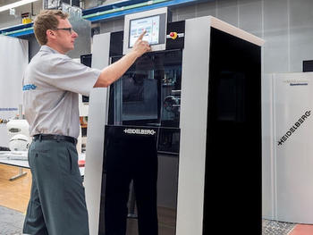 ハイデルベルグ・ジャパン、4Dプリンティングシステム「オムニファイア250」が日本で稼働開始