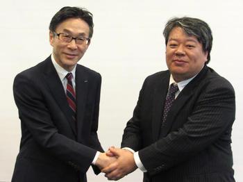 OKIデータとミマキ、大判インクジェットプリンターの国内販売強化で提携