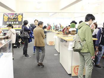 ホタルコーポレーション、超色造形展 ウルトラモデラーズin Tokyoに協力