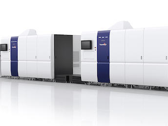 SCREEN GA、乾燥性能を強化したTruepress Jet520HDシリーズの新モデル発売