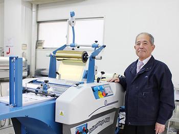 日本オフィスラミネーター、デジタル印刷対応のラミネーター提供