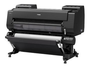 キヤノン、自動ロール紙セットなど新機能搭載の大判インクジェットプリンター発売