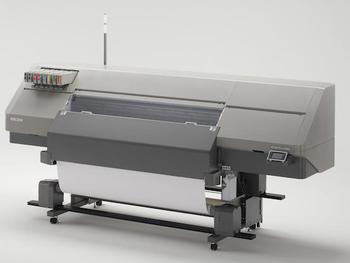 リコー、ラテックスインク搭載の大判インクジェットプリンター「RICOH Pro L5160e/L5130e」発売