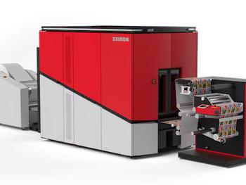 Xeikon、デジタルラベル印刷機のラインアップにエントリーモデル2機種を追加