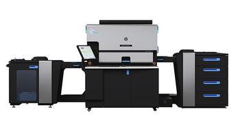 HP Indigo 7K デジタル印刷機