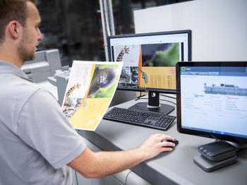 ハイデルベルグ社、デジタル印刷システム「バーサファイアシリーズ」の新たな機能を発表