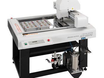 ミマキ、樹脂・金属表面へ機能付与「DCF-605PU スプレーコートセット」
