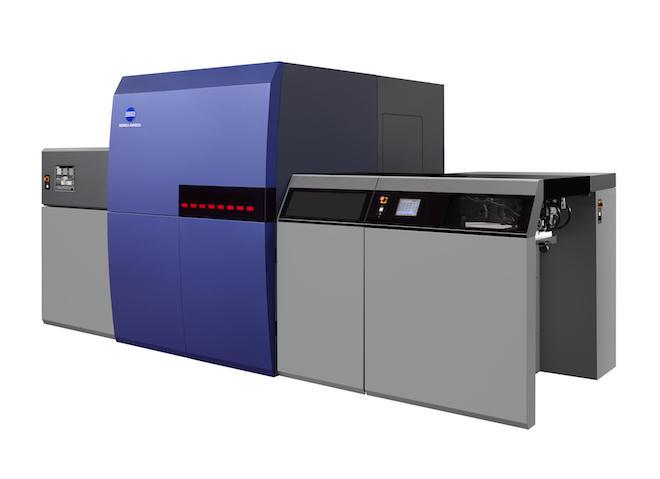29インチ枚葉UVインクジェット印刷機「AccurioJET KM-1」