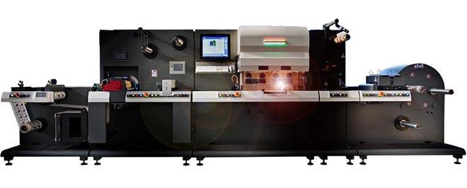 レーザーコンバーティング機のハイエンド機「LabelMaster」