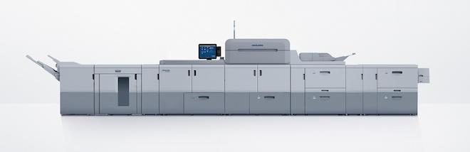 ハイパフォーマンスデジタル印刷システム「Versafire EP」
