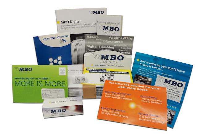 印刷、パッケージング、ラベル業界に加えて医薬品業界と大手マーケティング会社を顧客にもつMBOグループ