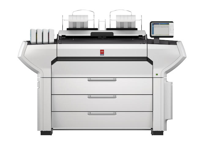 Oce ColorWave 3700 MFP