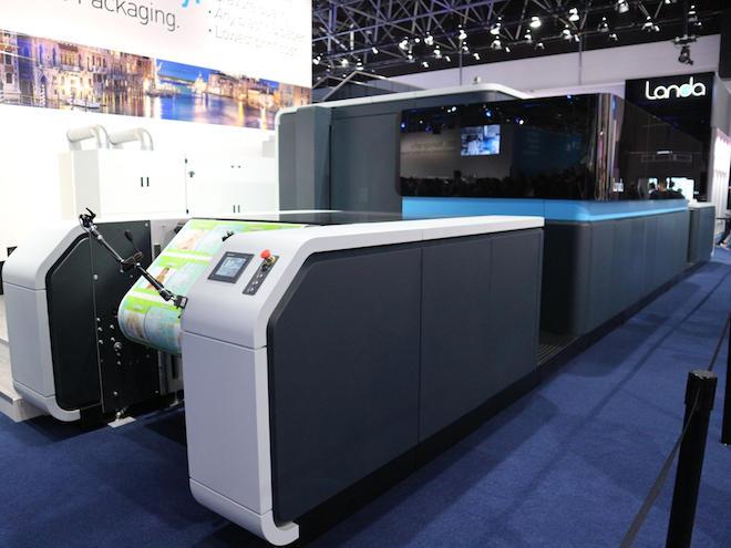 Landa W10 Press