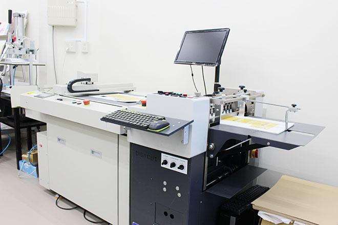 自動給紙付きA2カッティングプロッター「DG4060」