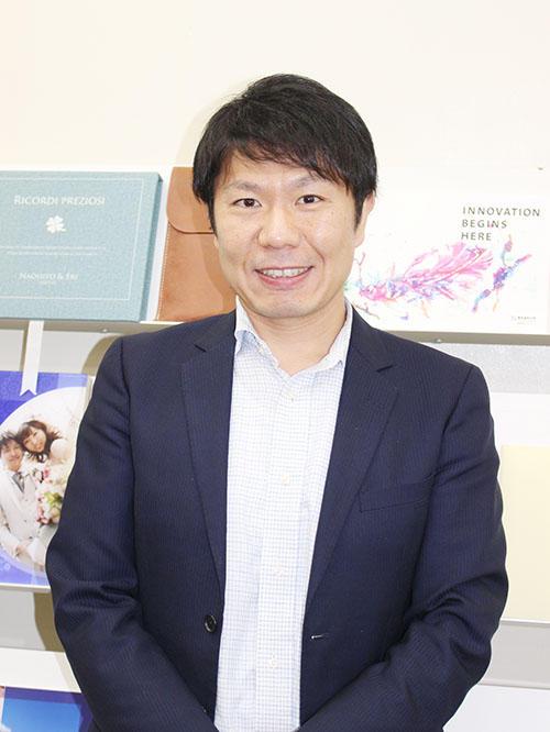 豊田 営業部長
