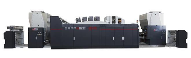 Uteco Sapphire EVO印刷機