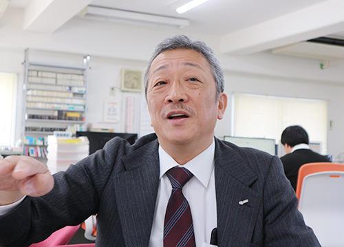 兵田 社長