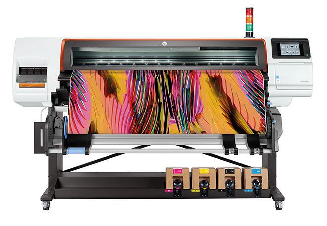 HP Stitch S500 プリンタ