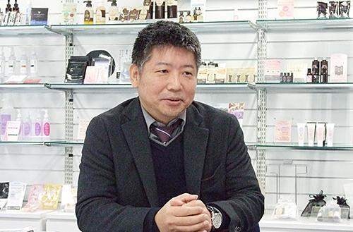 常務取締役 舟越 靖 氏