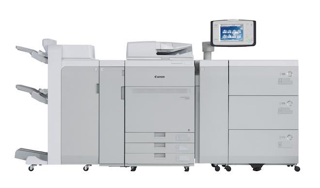 imagePRESS C910(オプション装着時)