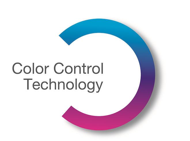 カラーマネジメント技術「Color Control Technology」を活用