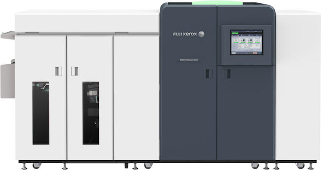 650J Continuous Feed Printing System (Model-GX)