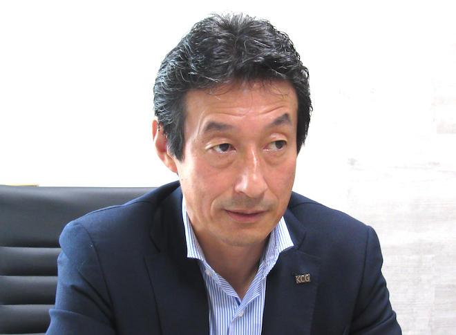 田畠 社長