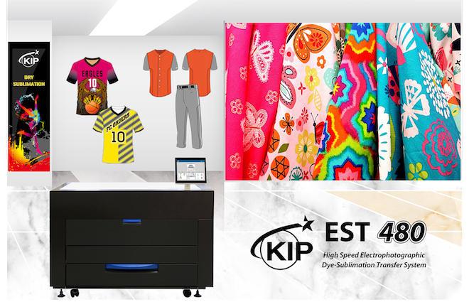 スポーツウェアやソフトサイネージ、室内装飾などの昇華捺染におけるデジタルテキスタイル事業を推進していく