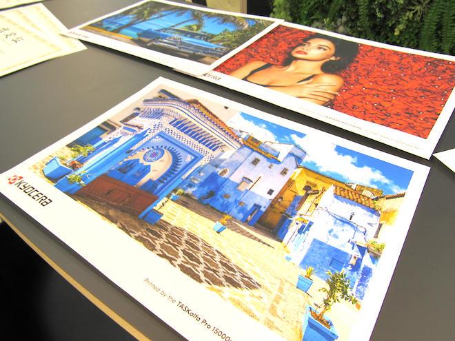 多彩な印刷アプリケーションに対応