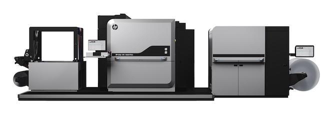 HP Indigo 25K デジタル印刷機