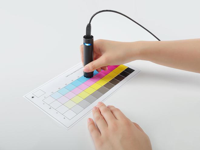 カラーチャート測定
