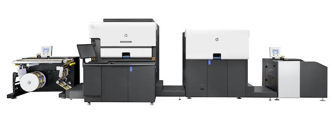 HP Indigo 6900 デジタル印刷機