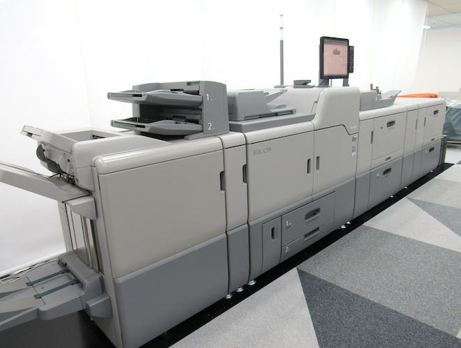 RICOH Pro C7200Sシリーズ