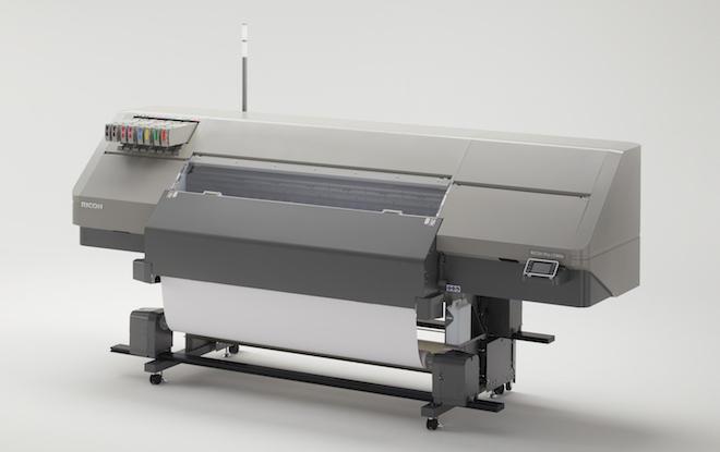 ラテックスインクを搭載した大判インクジェットプリンター「RICOH Pro L5160e/L5130e」