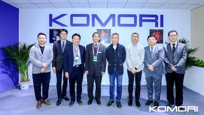 両社は「インプレミアNS40」の中国初導入で基本合意