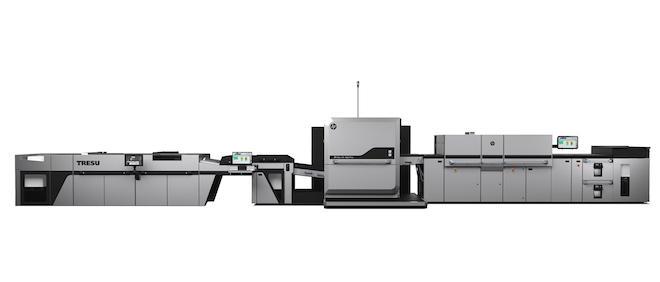 紙器市場への事業拡大を目指し「HP indigo 35K デジタル印刷機」を増設
