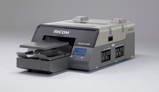 RICOH Ri 2000