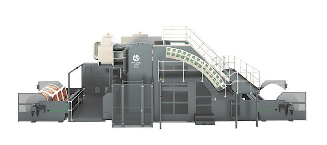HP PageWide T1195i Press